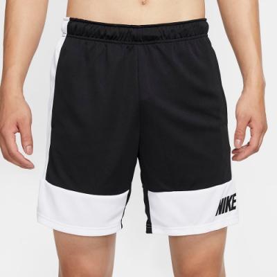 NIKE 短褲 籃球 休閒 慢跑 運動  男款 黑白 CU3468010 AS M NSW HE POLO PQ STRIPE