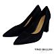 Tino Bellini巴西進口氣勢姿態8cm跟鞋_黑 product thumbnail 1