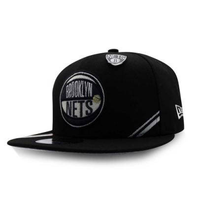 New Era 950 NBA DRAFT 棒球帽 籃網隊