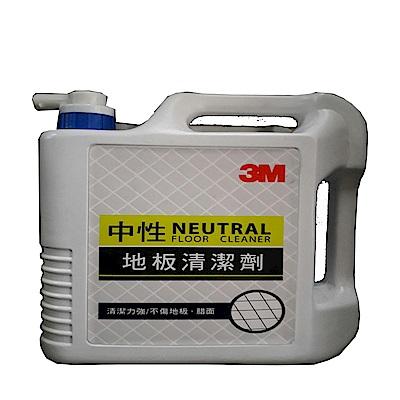 3M中性地板清潔劑1加侖/瓶