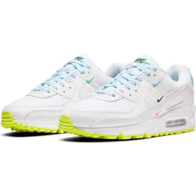 NIKE 氣墊 慢跑鞋 緩震 休閒 運動鞋 女鞋 白 CK7069100  W AIR MAX 90 WW