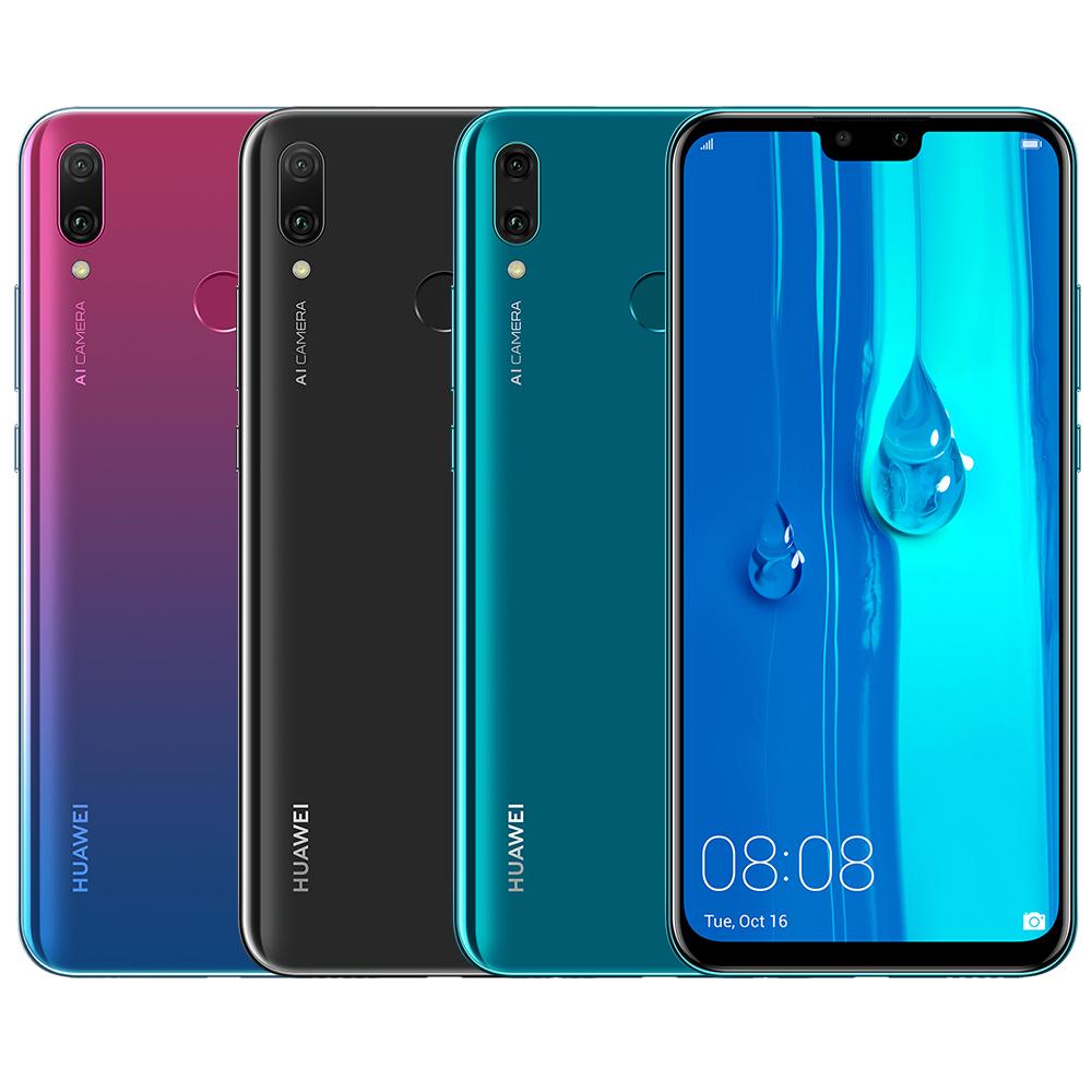 HUAWEI Y9 2019 6.5 吋八核心(4G/64G)智慧型手機 @ Y!購物