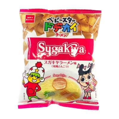 OYATSU優雅食 日本境內版 點心條餅-壽賀喜屋拉麵風味(66g)