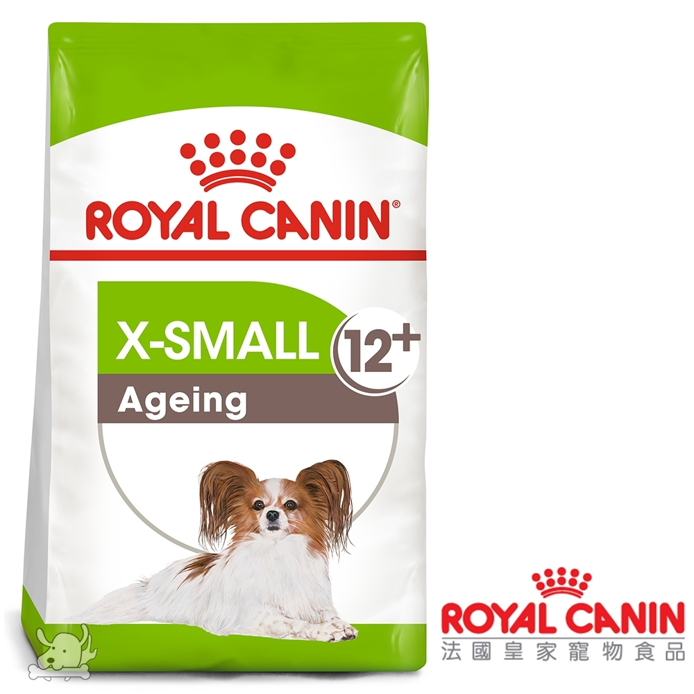 Royal Canin法國皇家 XSA+12超小型老齡12+犬飼料 1.5kg