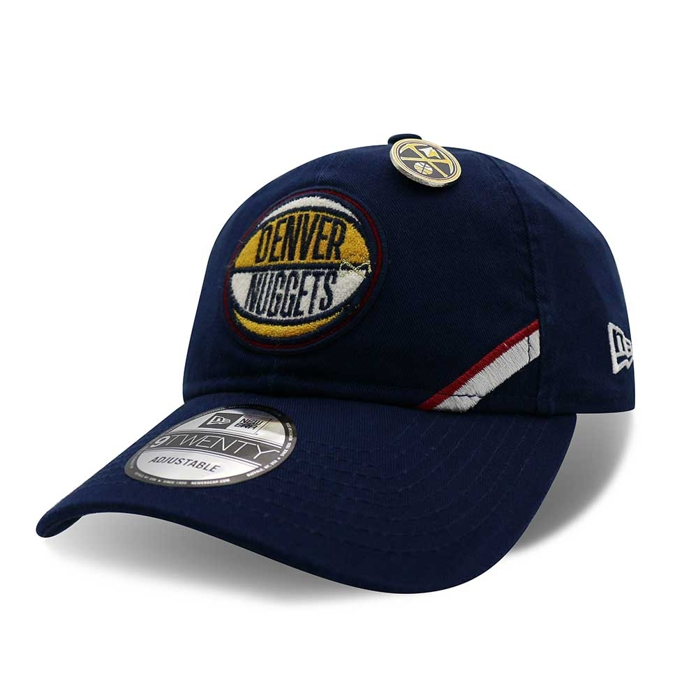 New Era 920 NBA DRAFT 棒球帽 金塊隊
