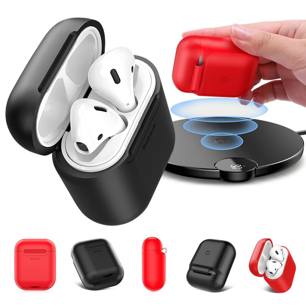 Baseus for Airpods 無線保護+充電保護套