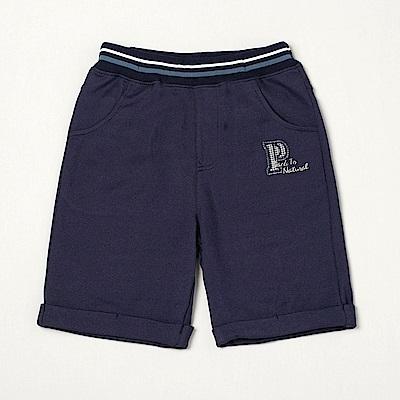 PIPPY 針織休閒短褲 丈青
