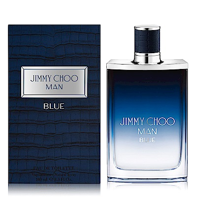 JIMMY CHOO BLUE 酷藍男性淡香水 100ml