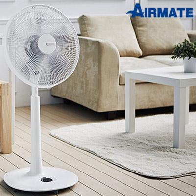 AIRMATE艾美特14吋DC遙控立地電扇