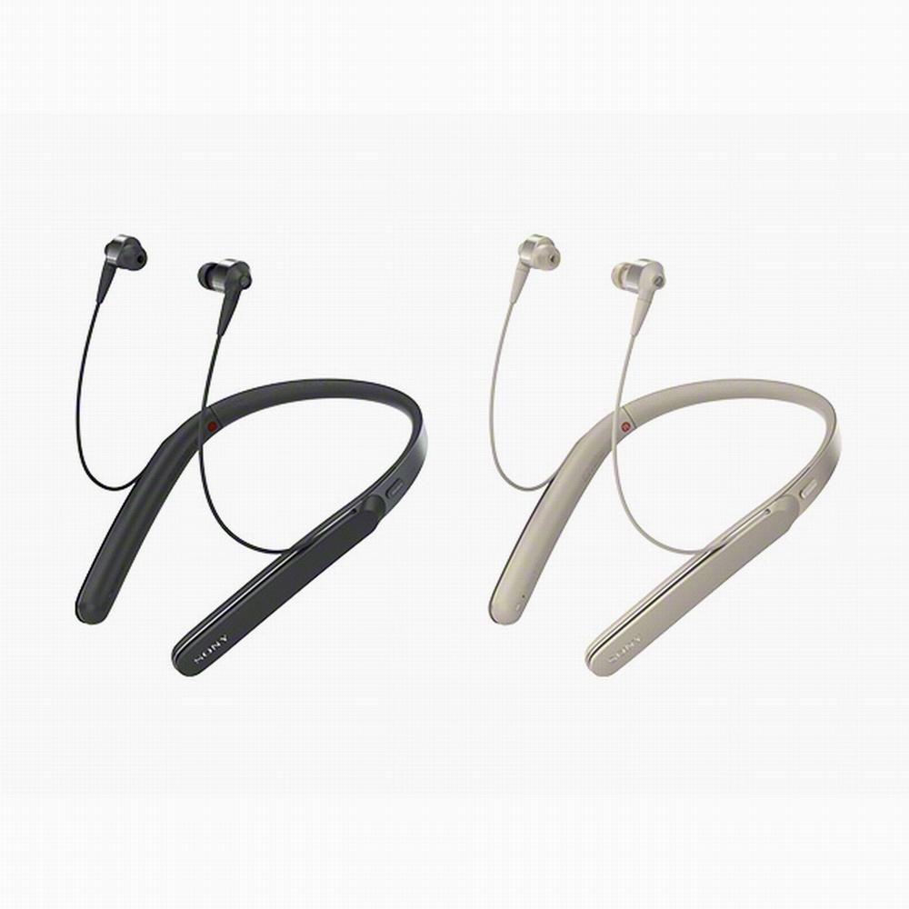 SONY無線藍牙降噪頸掛入耳式耳麥WI-1000X送SONY隨身包