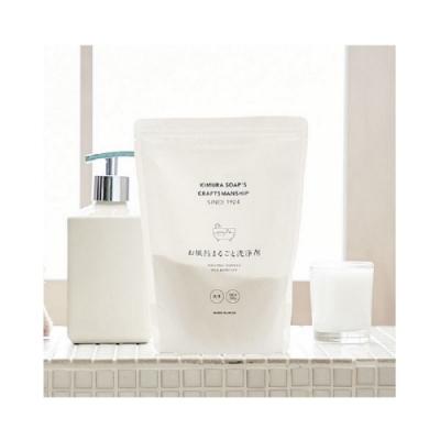 日本 木村石鹼 C SERIES 浴缸清潔粉 300g