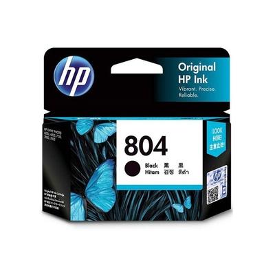 HP  T6N10AA NO.804 黑色 原廠墨水匣 適用HP ENVY Photo 6222/HP Tango/Tango X