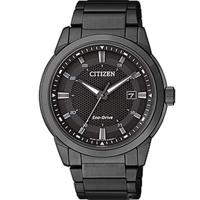 CITIZEN 星辰 光動能時尚腕錶(BM7145-51E)41mm