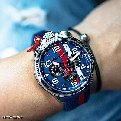 BOMBERG 炸彈錶 Bolt-68 奔騰賽車運動計時手錶(BS45CHSP.059-8.10)