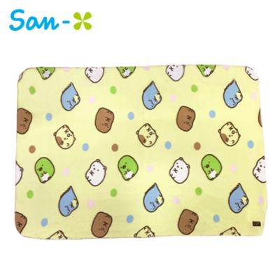 日本正版 角落生物 薄毛毯 冷氣毯 毯子 角落小夥伴 San-X 272943