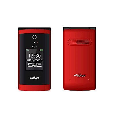 HUGIGA T 33   4 G LTE經典美型翻蓋機
