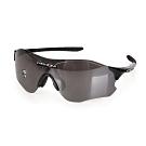 OAKLEY EVZERO PATHA偏光太陽眼鏡附硬盒鼻墊 黑