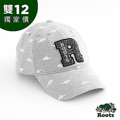 配件- 滿版海狸棒球帽- 灰