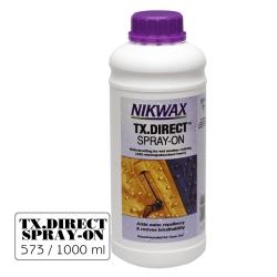 【NIKWAX】噴式防水布料撥水劑補充瓶 573 (1000ml)
