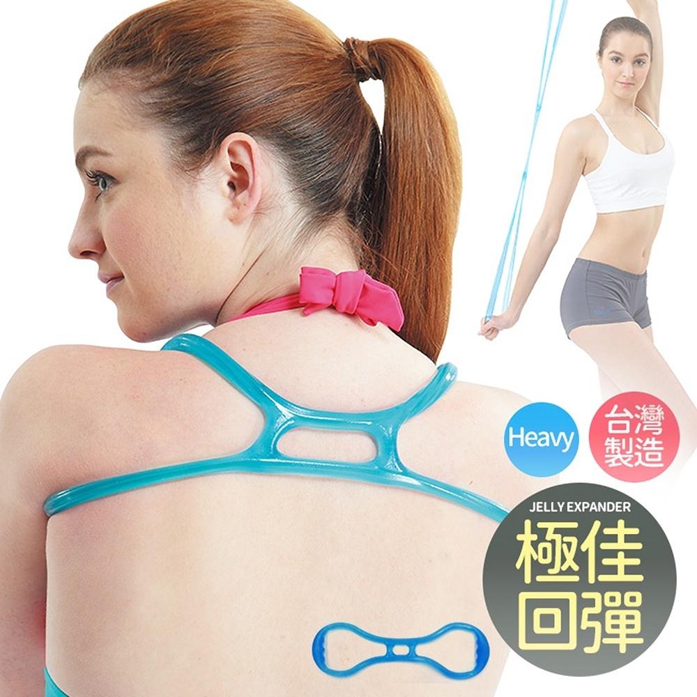 台灣製造果凍彈力繩 果凍繩 拉力繩