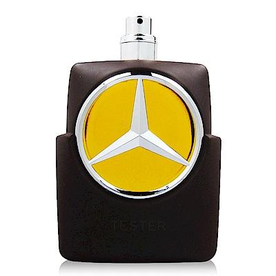 Mercedes Benz 私人訂製版男性淡香精  100 ml TESTER(法國進口)