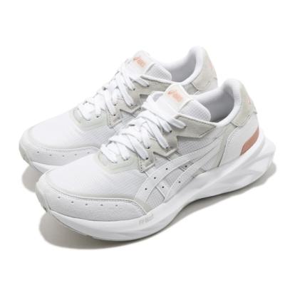 Asics 休閒鞋 Tarther Blast AT 女鞋 亞瑟士 致敬鞋款 FLYTEFOAM 白 灰 1202A042101