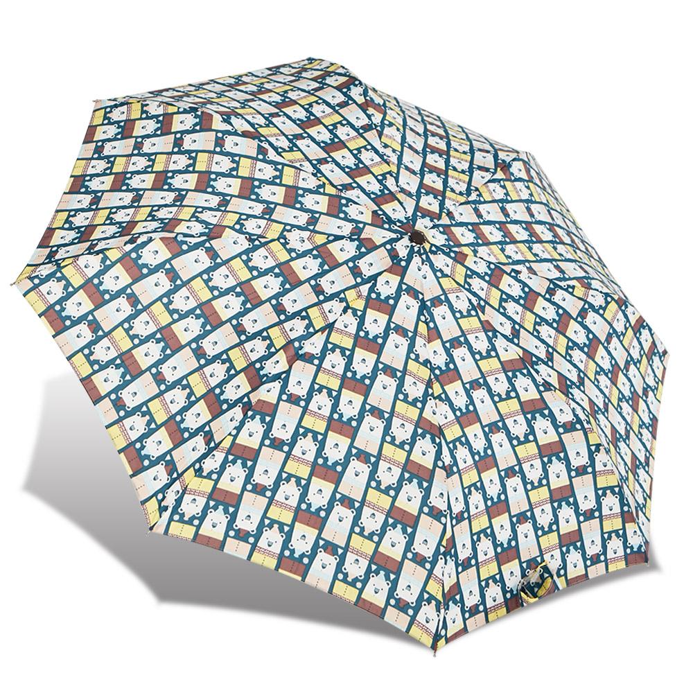 RAINSTORY  BEAR抗UV隨身自動傘