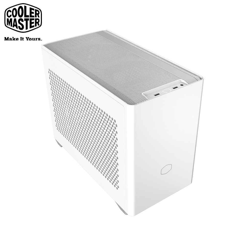 Cooler Master MasterBox NR200 機殼 白色 product image 1