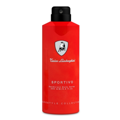 Lamborghini Sportivo 紅牛能量男性體香噴霧 200ml