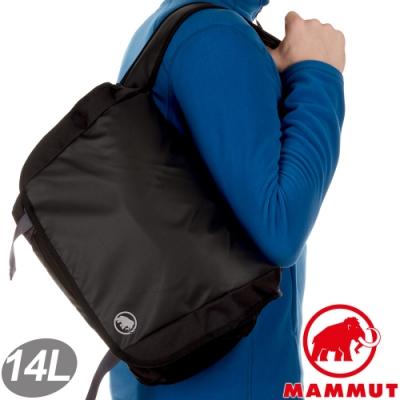 Mammut長毛象 00550 休閒側背包14L Messenger郵差包/書包/肩背包/斜背電腦包 筆電包