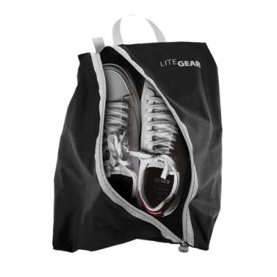 Lite Gear - 輕便鞋袋 - 黑
