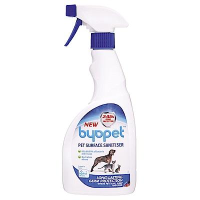 Byopet 消毒清潔噴劑-500ml/地板/硬面適用(2入)