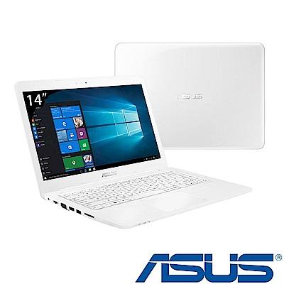 ASUS L402WA 14吋四核筆電(E2-6110/240G+64G/Win10 S特