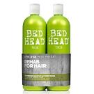 *TIGI 摩登活力專業洗髮+護髮組750ml限量版大容量(含押頭)