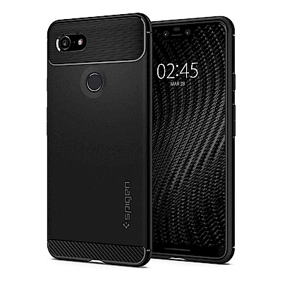 Spigen Pixel 3 XL Rugged Armor-軍規防摔保護殼