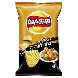 樂事波樂洋芋片-香酥雞腿(97g)