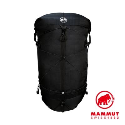 【Mammut 長毛象】Ducan Spine 28-35 輕量健行後背包 黑色 #2530-00340