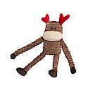 ZippyPaws就是愛吵鬧-聖誕小麋鹿  有聲玩具