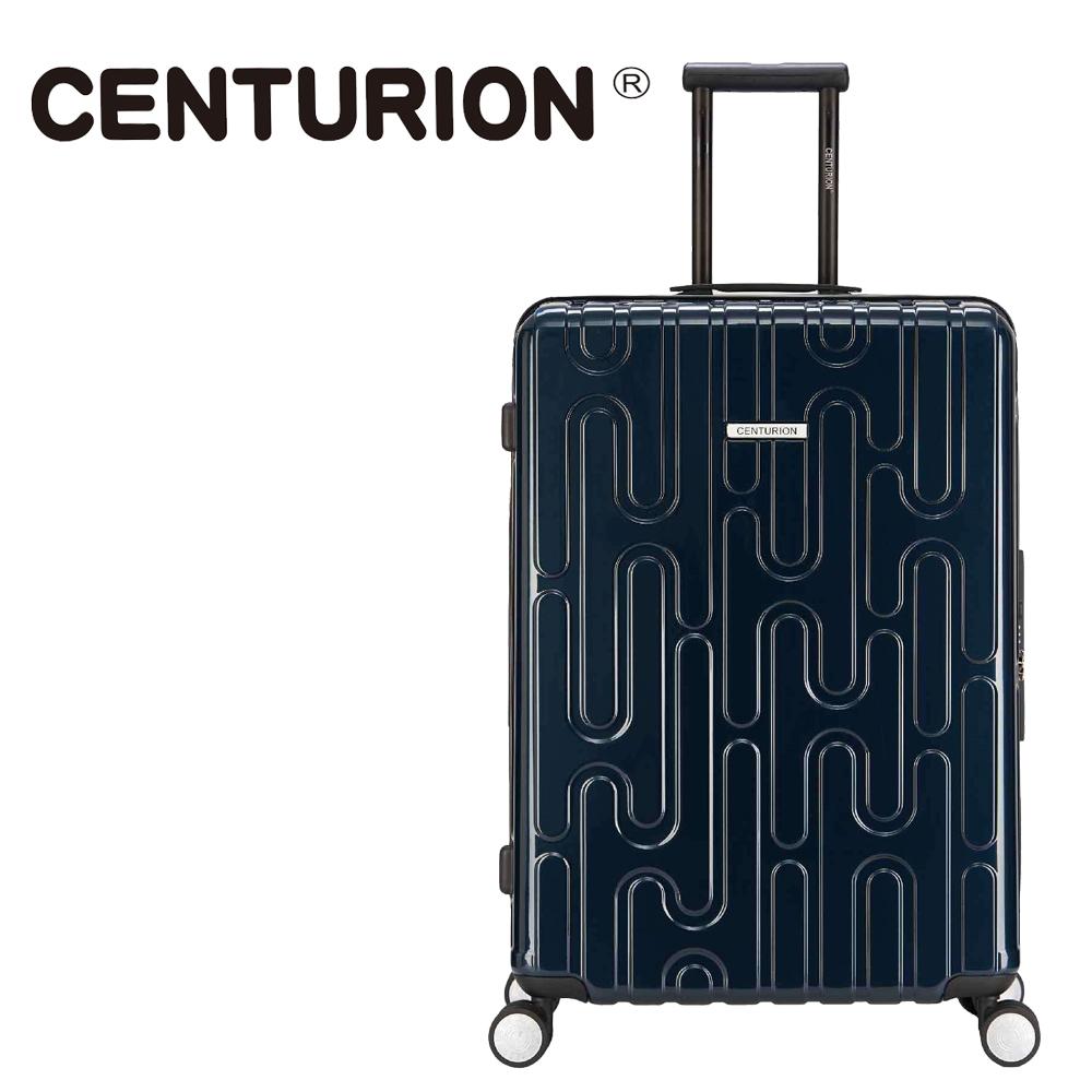 CENTURION百夫長29吋行李箱─日內瓦藍GVA(拉鍊箱)