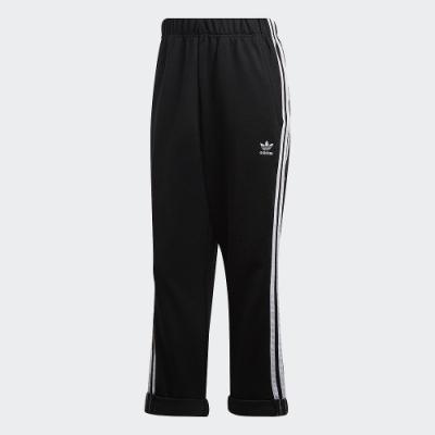 adidas 長褲 運動長褲 慢跑 健身 女款 黑 GD2259