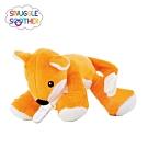 【Snuggle史納哥】安撫絨毛玩偶娃娃奶嘴夾-小狐狸