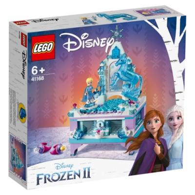 樂高LEGO 迪士尼公主系列 - LT41168 艾莎的珠寶盒創作
