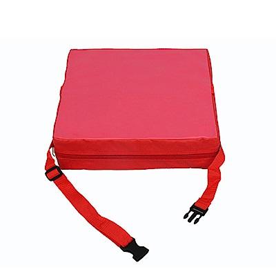baby童衣 高密度海棉皮革寶寶餐椅增高墊 88010