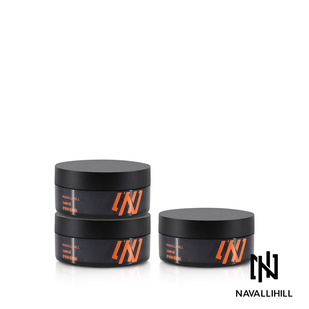 Navalli Hill 鑽石光微晶蜜粉-紫外光【3入組】