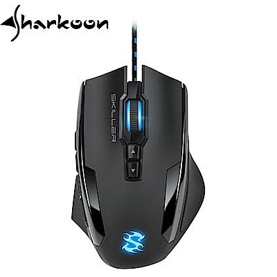 Sharkoon 旋剛 SKILLER SGM1 夜行者2  RGB 電競滑鼠