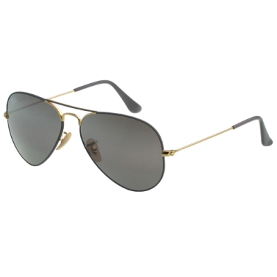 RAY BAN 水銀面 太陽眼鏡(灰色)RB3025-915