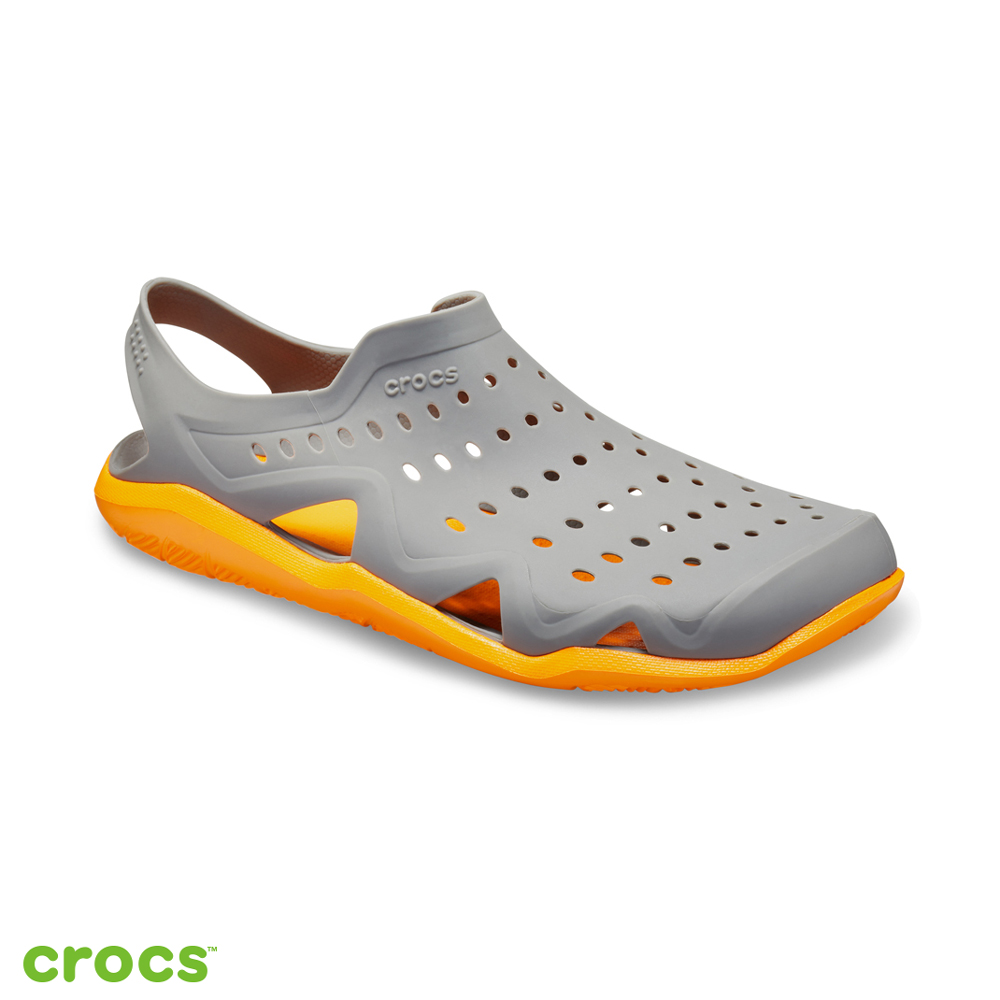 Crocs 卡駱馳 (男鞋) 男士激浪涉水鞋 203963-0FR