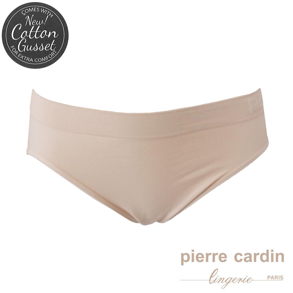 Pierre cardin 皮爾卡登女性內衣 新棉感舒適三角褲-單件-共4色