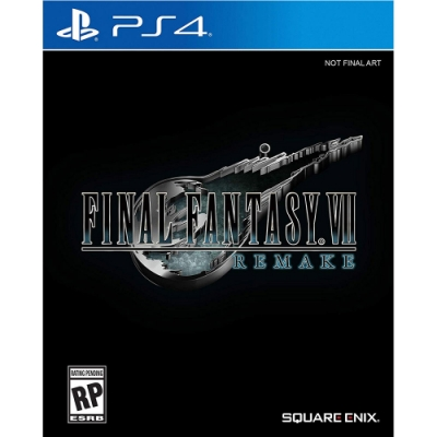 FINAL FANTASY VII 重製版 -PS4中文一般版