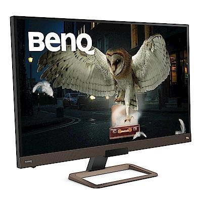BenQ EW3280U 32吋 4K 類瞳孔影音護眼螢幕